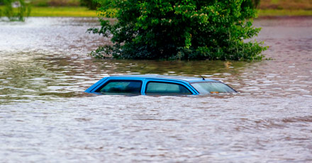 Floods and torrential rains