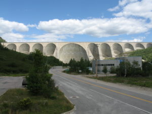 The Highway of Dams, Quebec